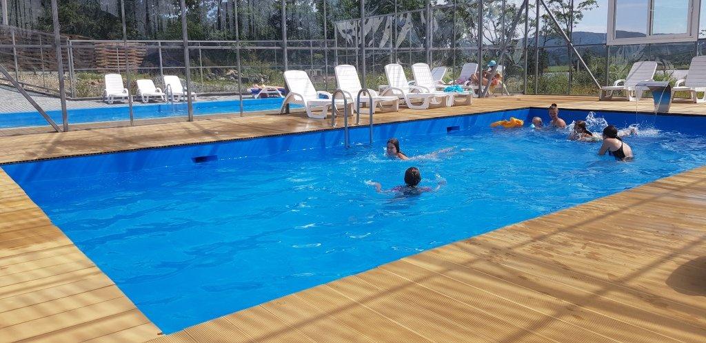 фотография бассейна базы отдыха 38 самураев, г.Находка